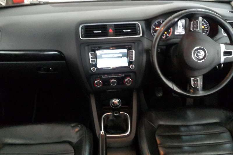 2012 VW Jetta JETTA VI 1.4 TSi COMFORTLINE