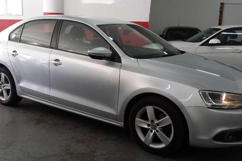 VW Jetta VI 1.4 TSi COMFORTLINE 2012