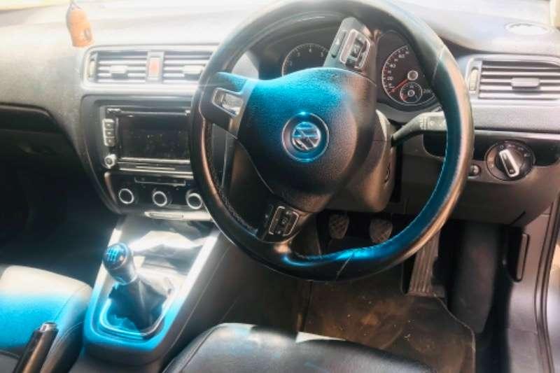 VW Jetta VI 1.4 TSi HIGHLINE 2013