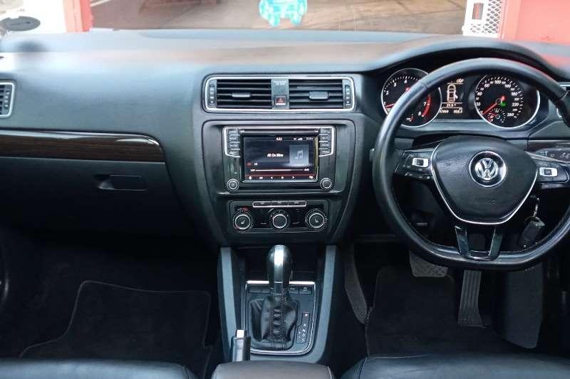 Used 2015 VW Jetta JETTA VI 1.4 TSi HIGHLINE