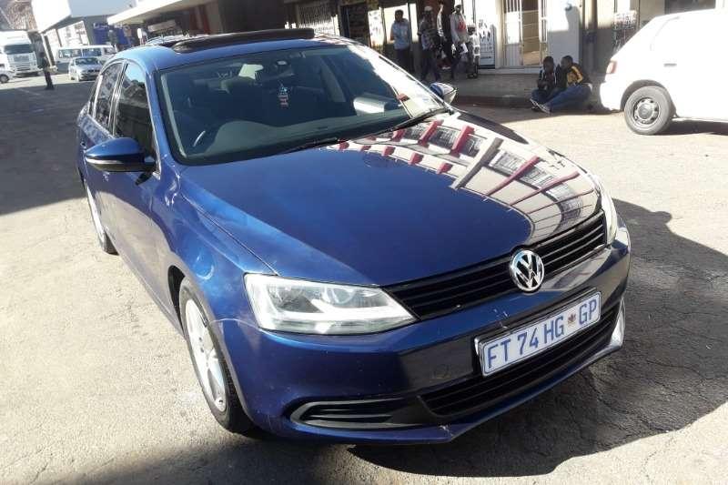 VW Jetta VI 1.4 TSi TRENDLINE 2014