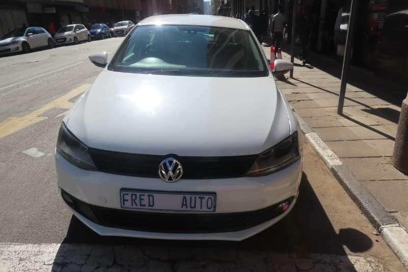 VW Jetta VI 1.6 TDi COMFORTLINE 2012