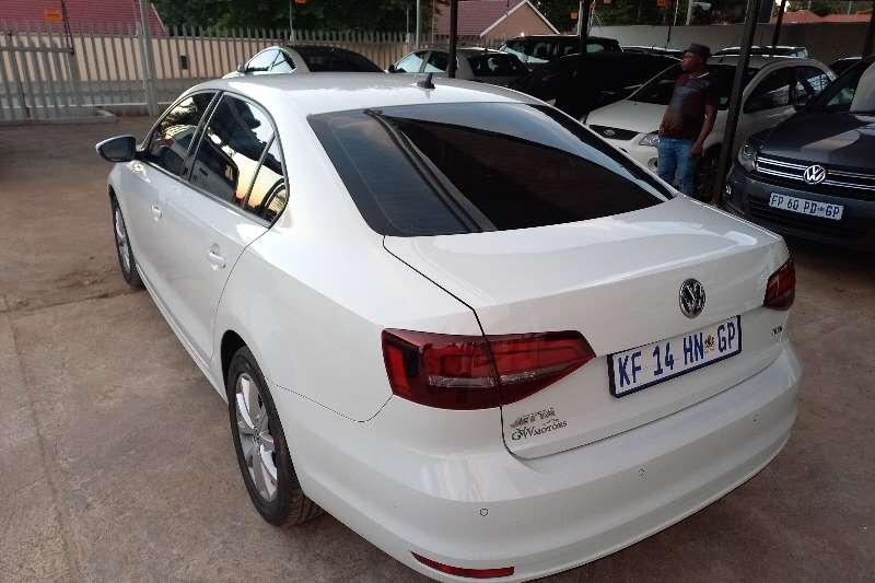 Used 2016 VW Jetta JETTA VI 1.6 TDi COMFORTLINE DSG