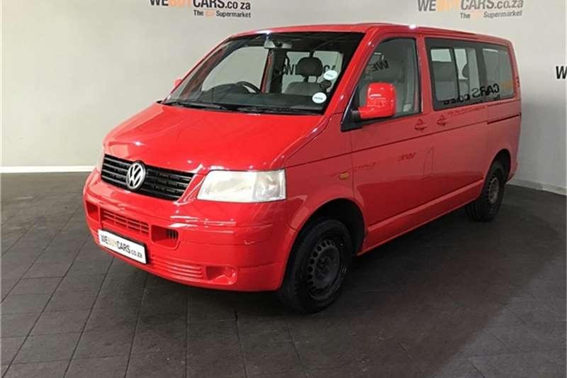 VW Kombi 1.9TDI SWB 2005