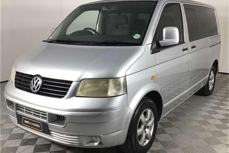 Used 2005 VW Kombi 1.9TDI SWB