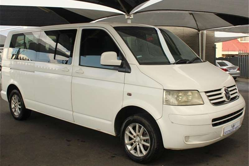 VW Kombi 1.9TDI SWB 2008
