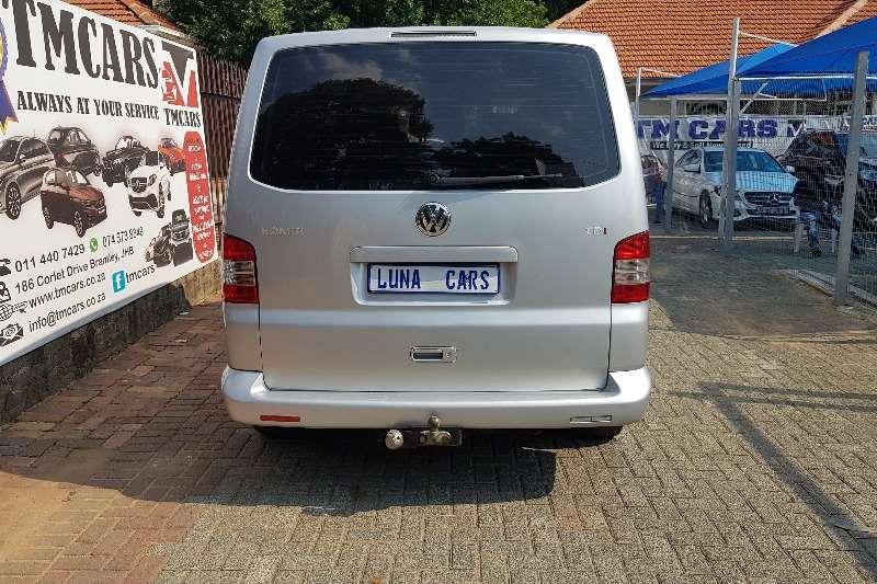 VW Kombi 1.9TDI SWB 2009