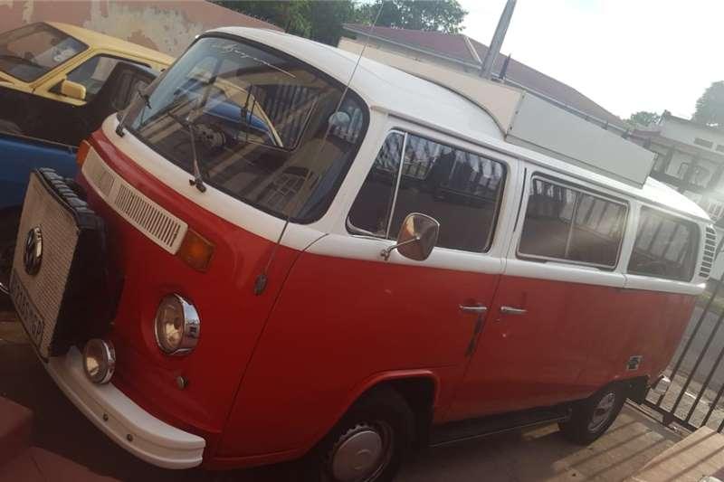 VW Kombi 1976
