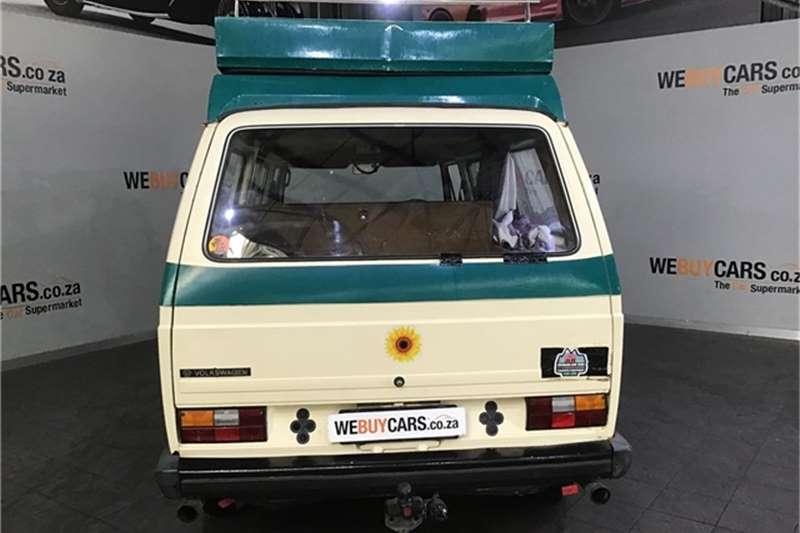 VW Kombi 1982