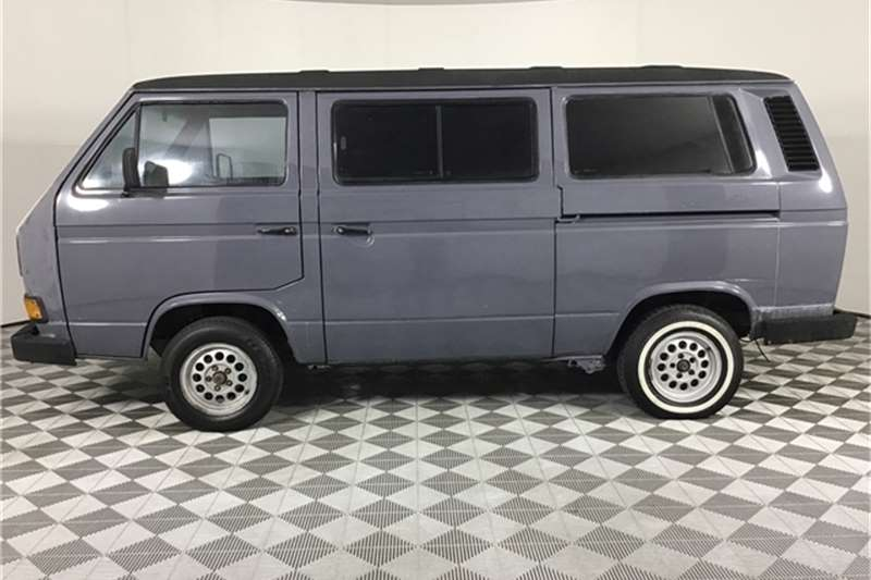 1989 VW Kombi