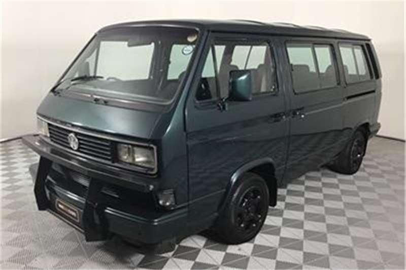 VW Kombi 1995