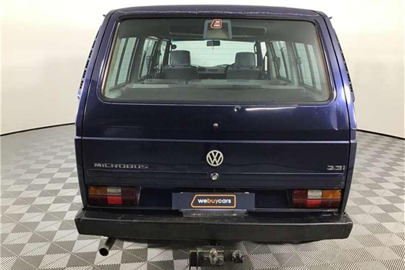 VW Kombi 1998