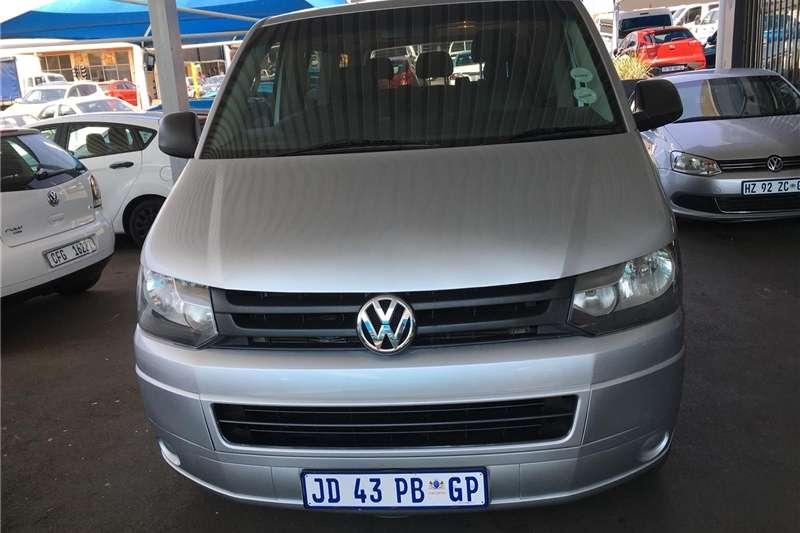 VW Kombi 2.0TDI 103kW LWB 2013