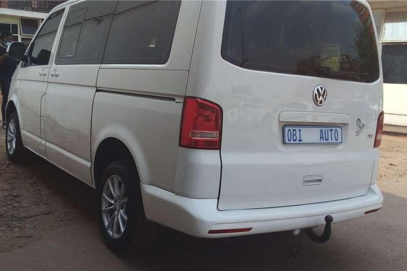Used 2015 VW Kombi 2.0TDI 103kW SWB