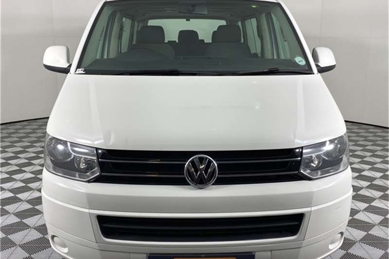 2015 VW Kombi Kombi 2.0TDI 103kW SWB