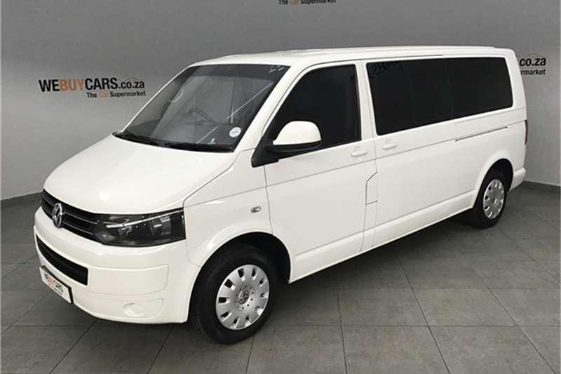 VW Kombi 2.0TDI 75kW LWB 2011