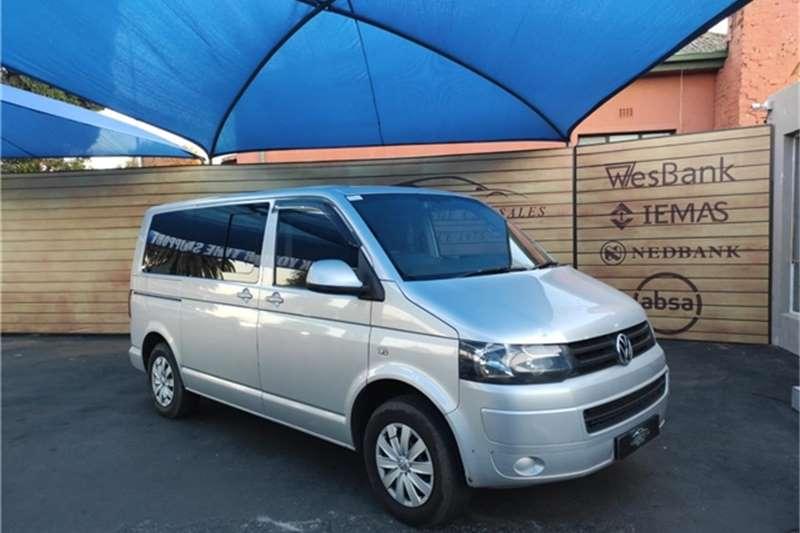 Used 2013 VW Kombi 2.0TDI 75kW LWB