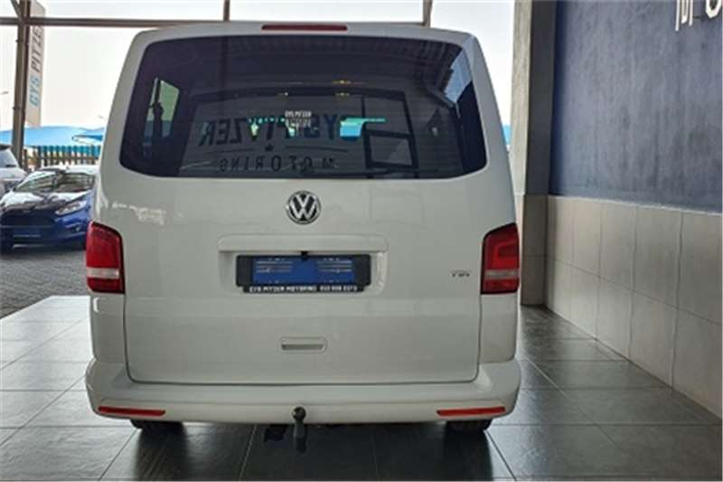VW Kombi 2.0TDI 75kW LWB 2015
