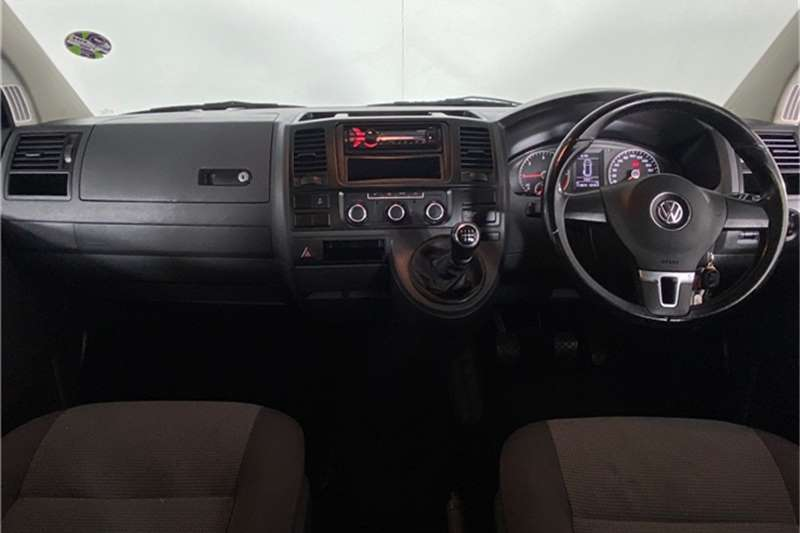Used 2010 VW Kombi 2.0TDI 75kW SWB