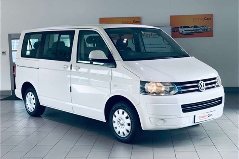 VW Kombi 2.0TDI 75kW SWB 2011