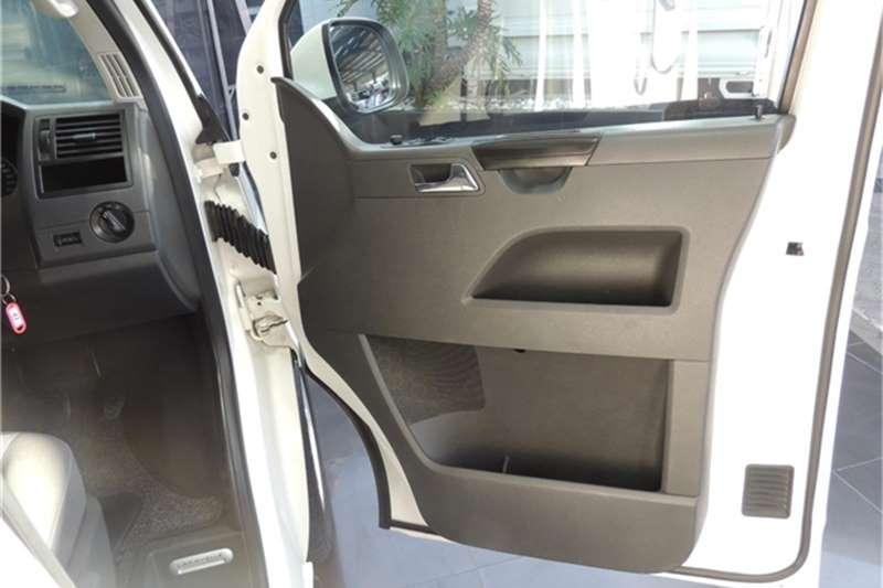 2011 VW Kombi Kombi 2.0TDI 75kW SWB