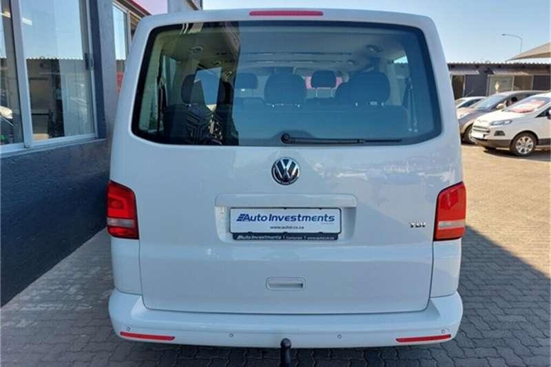 2013 VW Kombi Kombi 2.0TDI 75kW SWB