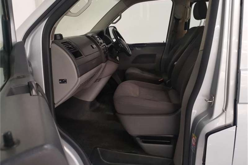 2014 VW Kombi Kombi 2.0TDI 75kW SWB