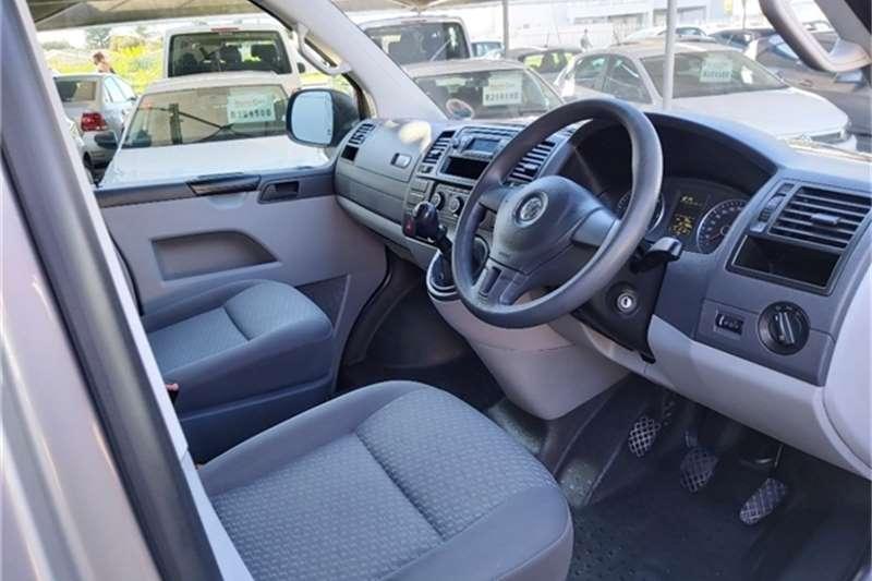 VW Kombi 2.0TDI 75kW SWB 2015
