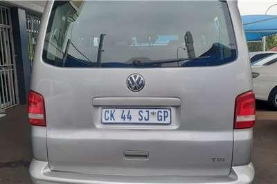 VW Kombi 2.0TDI LWB Trendline 2013