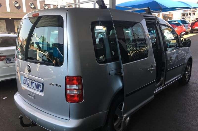 VW Kombi 2.0TDI SWB Comfortline 2013