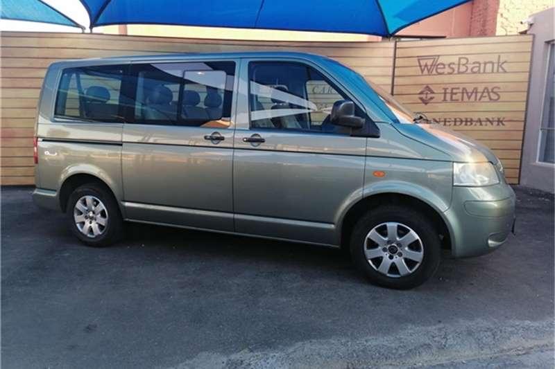 Used 2006 VW Kombi 2.5TDI LWB