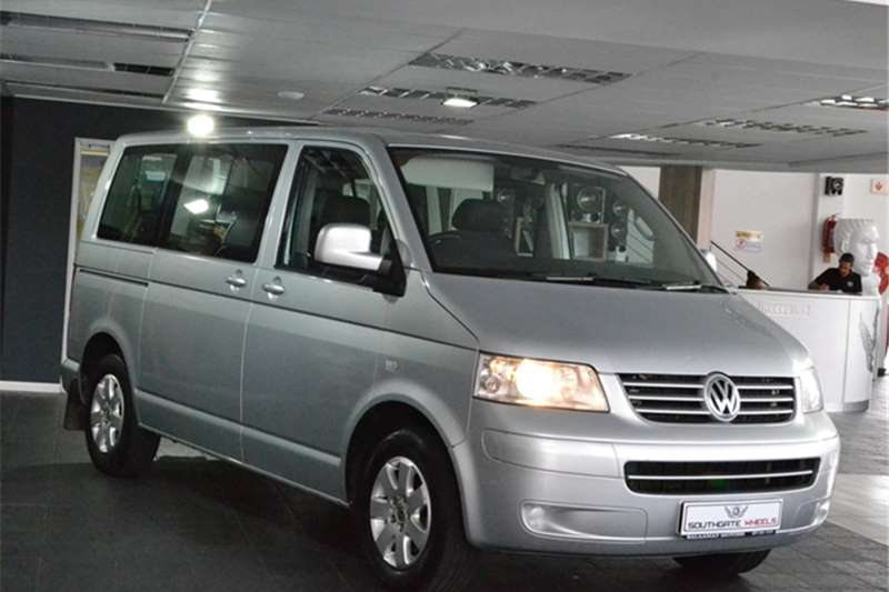 VW Kombi 2.5TDI SWB 2006