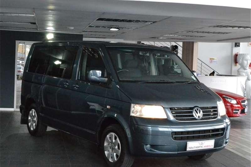 VW Kombi 2.5TDI SWB 2009