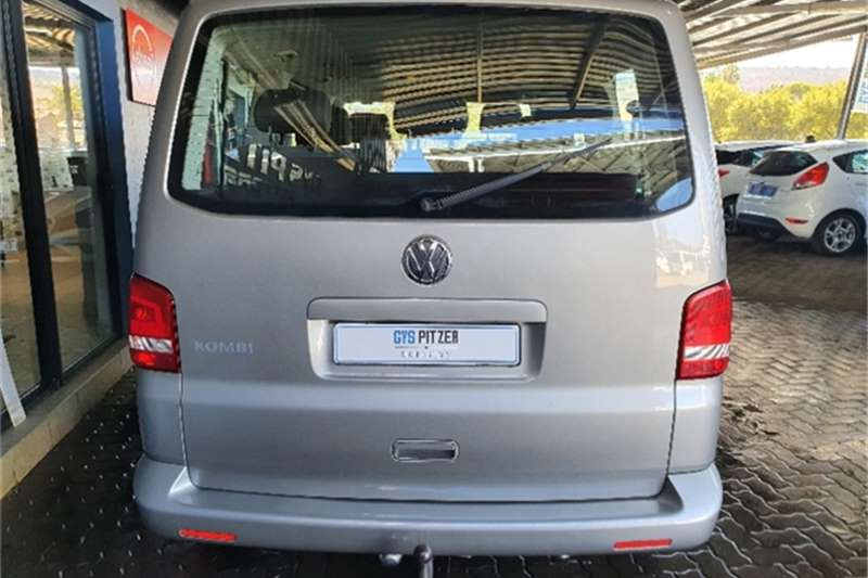 VW Kombi 2.5TDI SWB 2010