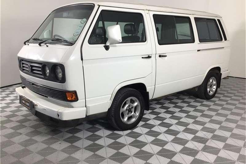 VW Kombi 2000