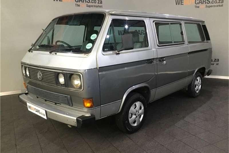 VW Kombi AND MICROBUS 1988