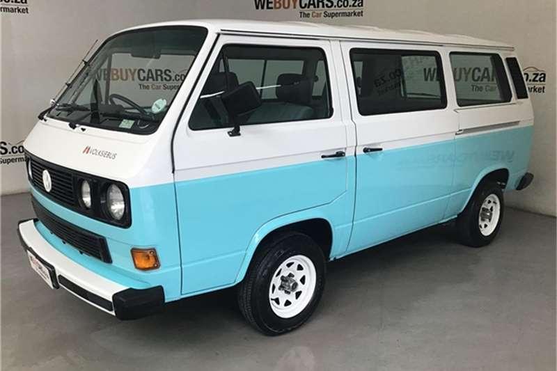 VW Kombi AND MICROBUS 1990