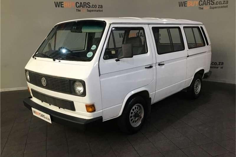 VW Kombi AND MICROBUS 1996