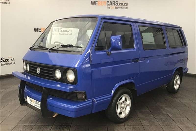 VW Kombi AND MICROBUS 1999