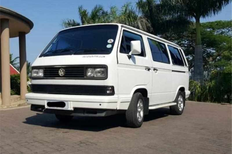 VW Kombi AND MICROBUS CARAVELLE 2.6I A/C P/S 2001