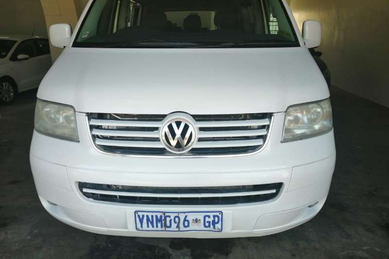 2008 VW Kombi 1.9TDI LWB