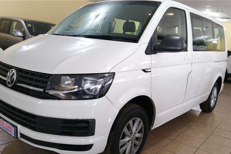 2019 VW Kombi