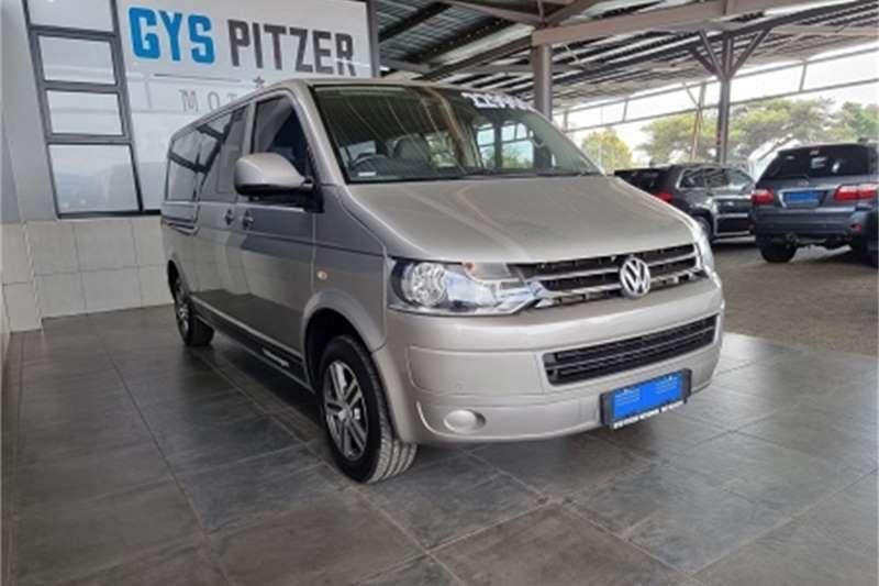 2010 VW Kombi