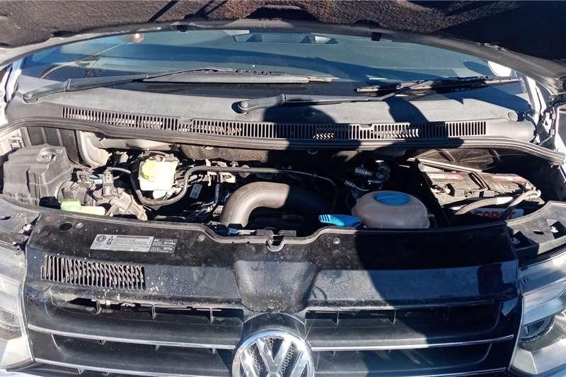 2010 VW Kombi SWB