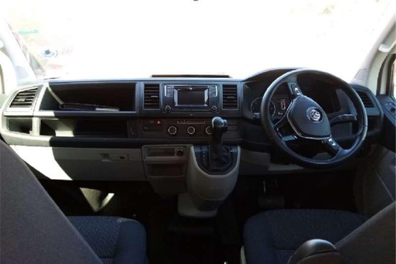 VW Kombi SWB T6 KOMBI 2.0 TDi DSG 103kw (TRENDLINE PLUS) 2018