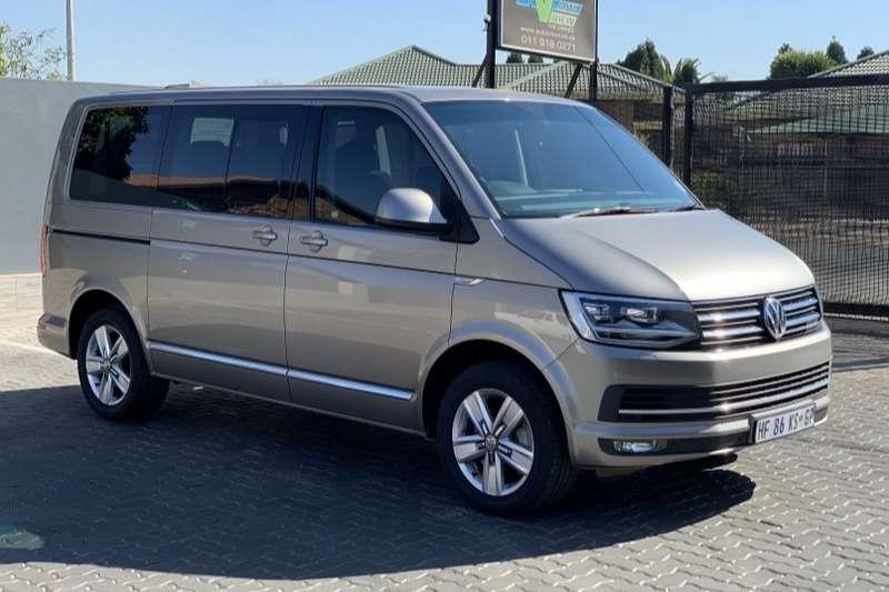 VW Kombi T6 132KW TDI COMFORTLINE DSG 2018