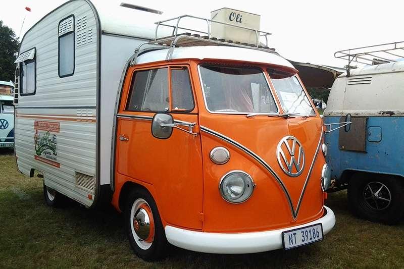 VW Microbus 1962