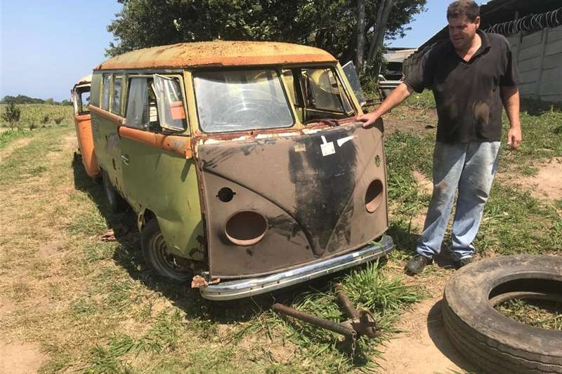 VW Microbus 1964