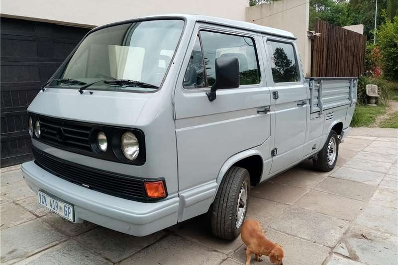 VW Microbus 1985