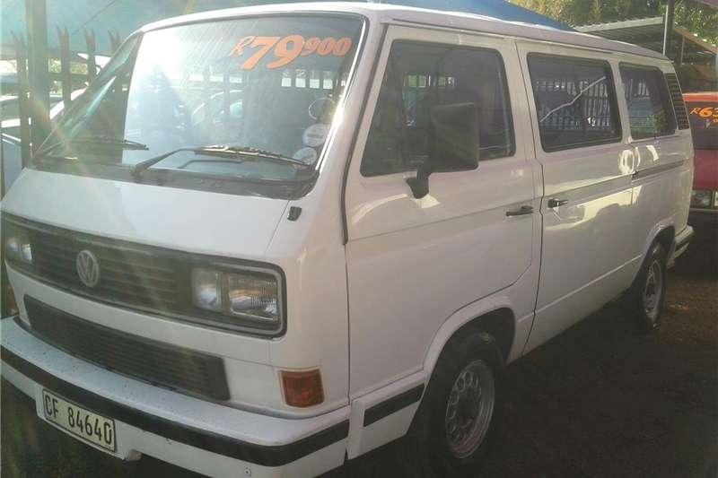 VW Microbus 1989